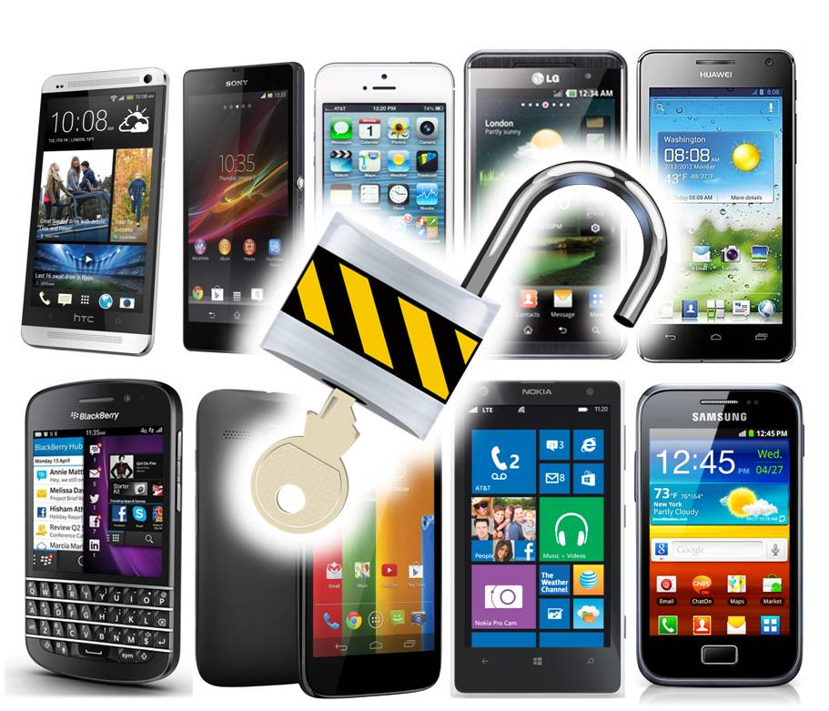 Unlocked all mobile phones cell gsm t mobile